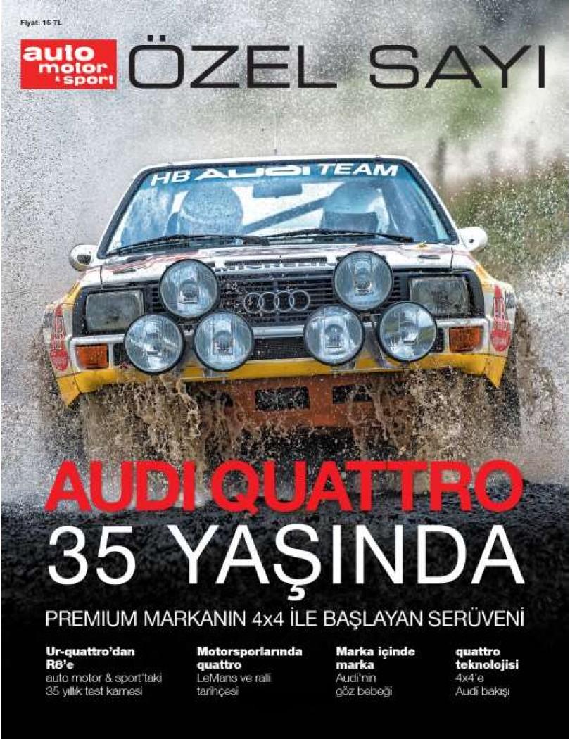 auto motor & sport - Audi Özel Sayısı