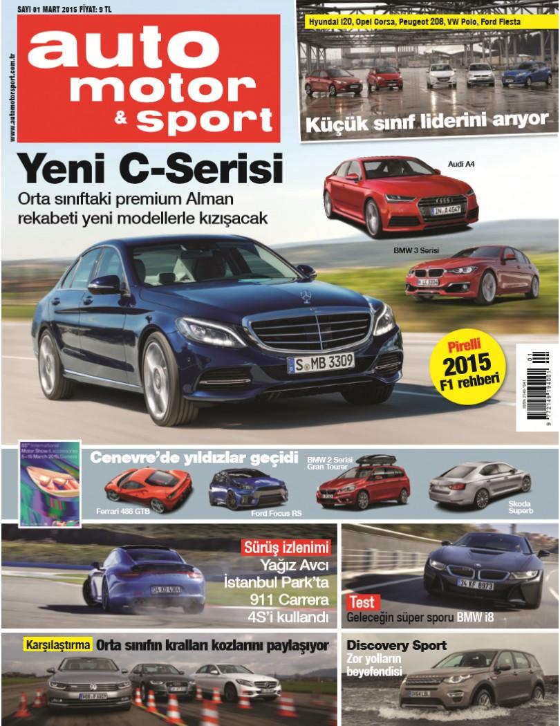 auto motor & sport 12 ay abonelik